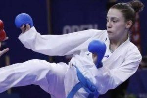 Karatistkinja Preković osvojila zlato na Svetskom kupu u Okinavi