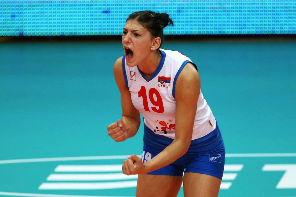 Tijana Bošković proglašena za najbolju odbojkašicu u 2017. godini