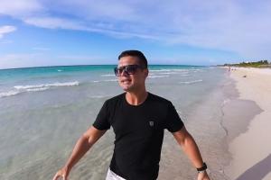 Domić džebe išao u Dominikanu!