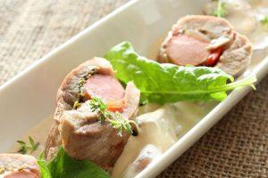 Predlog za ručak: Svinjski file s njokama