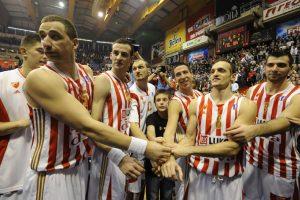Košarkaši Zvezde izgubili od CSKA u Areni
