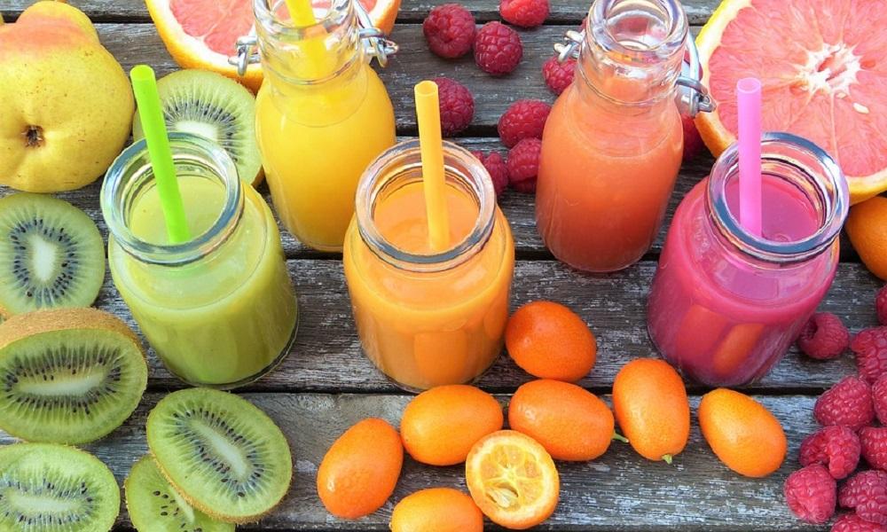 Šejkovi od voća i povrća za vraćanje energije!