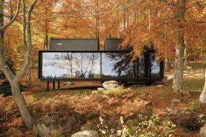 Apartman u švedskoj šumi je idealno mesto za odmor u prirodi