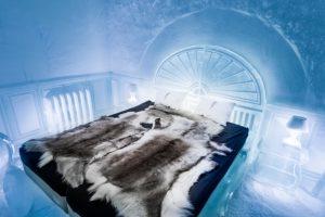 U Švedskoj otvoren luksuzni hotel napravljen od leda