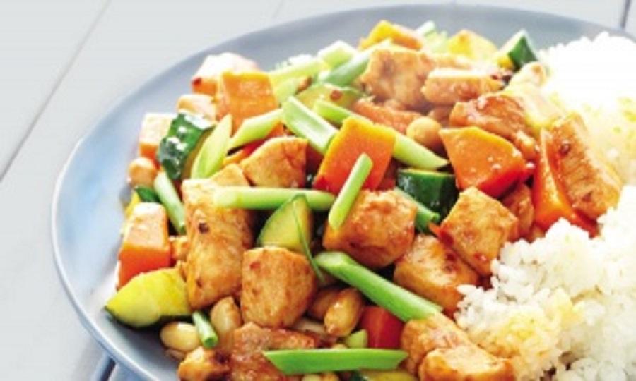 Recept dana: Ukusna piletina sa povrćem