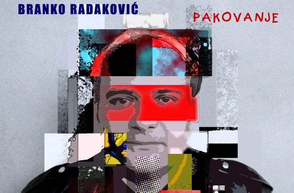 Prvi solo album Branka Radakovića u prodaji