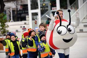 BESPLATAN novogodišnji program za decu sutra na Cvetnom trgu!