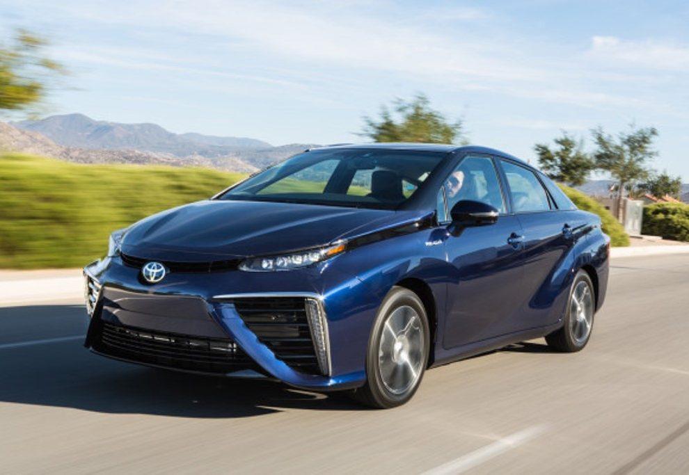 Tojota najavila 10 modela potpuno električnih automobila