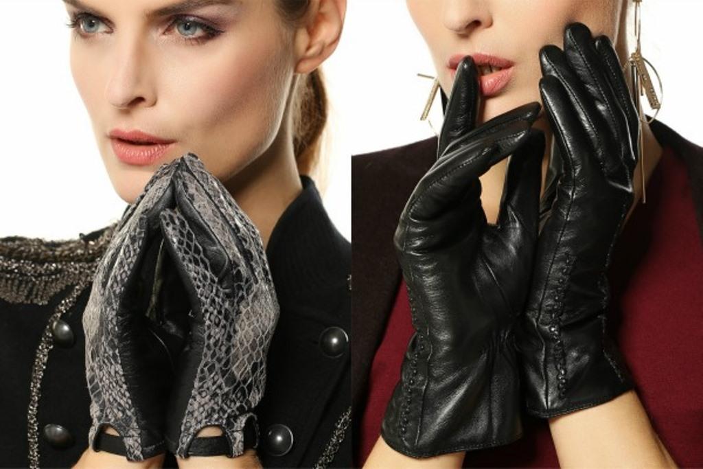 Rukavice: Savršeni zimski modni detalj
