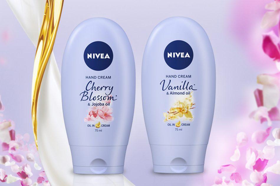 NOVO: NIVEA nega ruku sa prvom formulacijom koja sadrži ulje u kremi