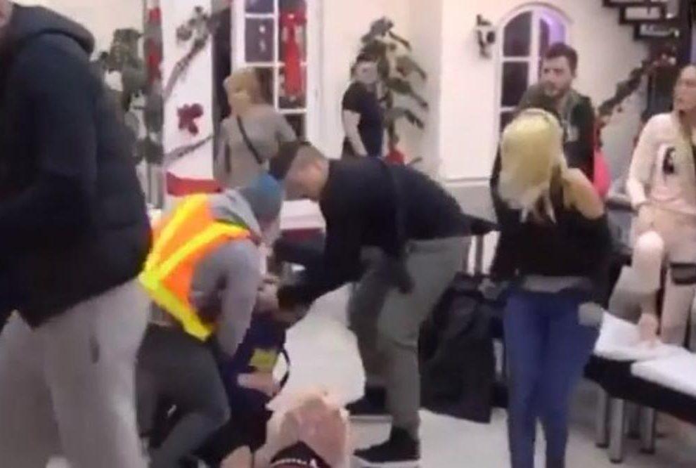 HAOS U ZADRUZI! MIKI PESNICAMA U GLAVU UDARAO LEPOG MIĆU! (VIDEO)