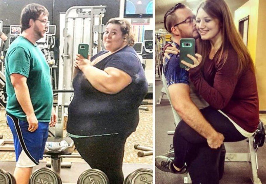 Neverovatna transformacija: Supružnici za 18 meseci izgubili 180 kilograma