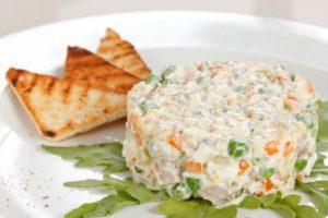 Brzi recepti: Ruska salata u zadnji čas