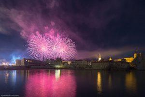 Veličanstveni doček Nove godine u Budvi