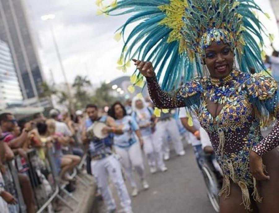 Počeo karneval u Rio de Žaneiru