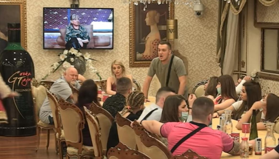 Mirjana nazvala Naidu ku*vetinom, a Gastoz joj nije ostao duzan! (VIDEO)