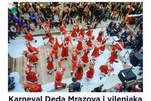 Ispraćaj Deda Mrazova u Laponiju!