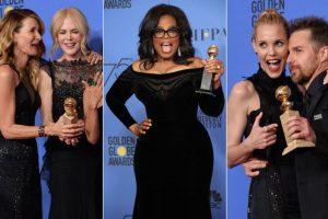 Dodeljene nagrade Zlatni globus (VIDEO)