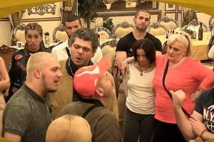ŽESTOKA SVAĐA! Đus napao Gastoza i Milija! (VIDEO)