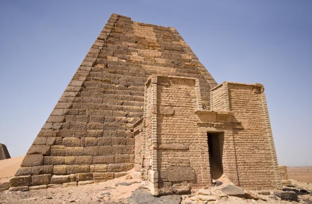 Ove antičke piramide verovatno do sada još niste videli