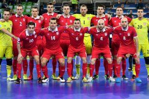 Futsaleri Srbije bez plasmana u polufinale EP