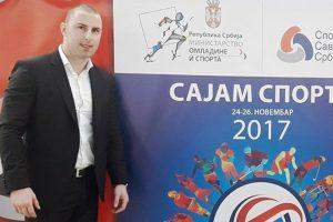 Nenad Šone Smiljković postao je predsednik Saveza Srbije u sportskom obaranju ruke.