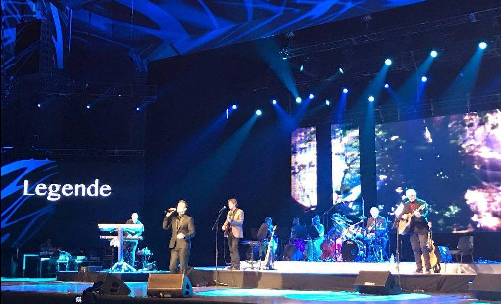 Koncert za pamćenje grupe Legende u Sava centru!
