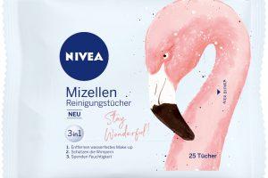 NOVO: NIVEA MIcelarne maramice Flamingos u ograničenoj seriji