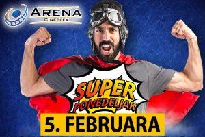 """Akcija """"Super ponedeljak"""" 5. februara u bioskopima Roda Cineplex i Arena Cineplex"""