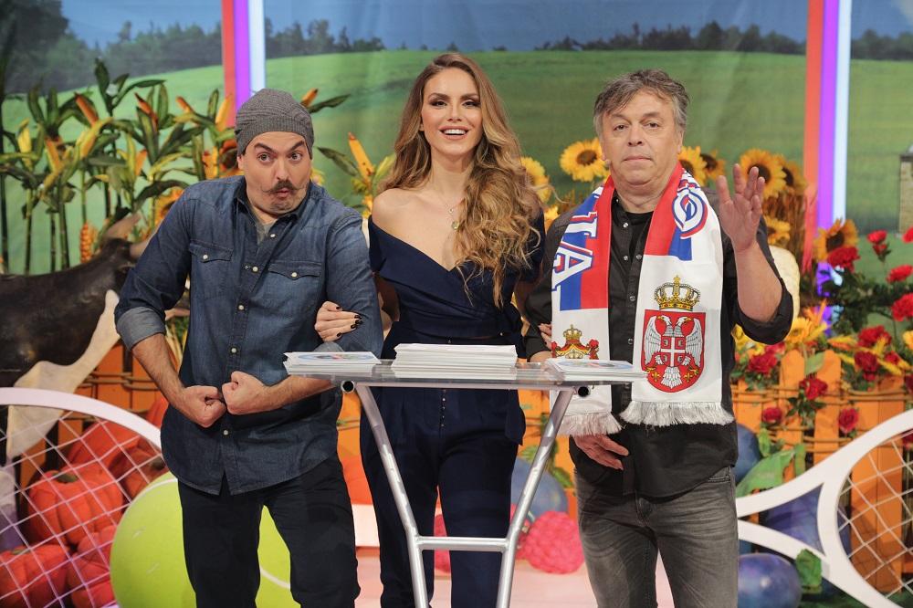 """Kviz """"Ja volim Srbiju"""" od 18.2. na Prvoj!"""