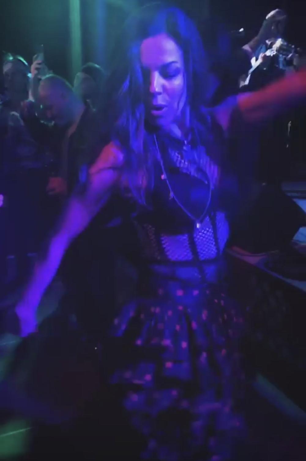 Katarina Radivojević lumpuje po Las Vegasu!