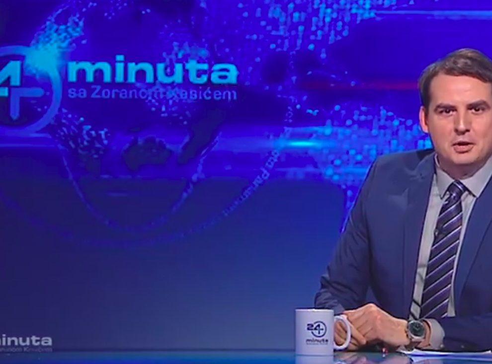"""Emisija """"24 minuta sa Zoranom Kesićem"""" vraća se na male ekrane u subotu 24. februara!"""