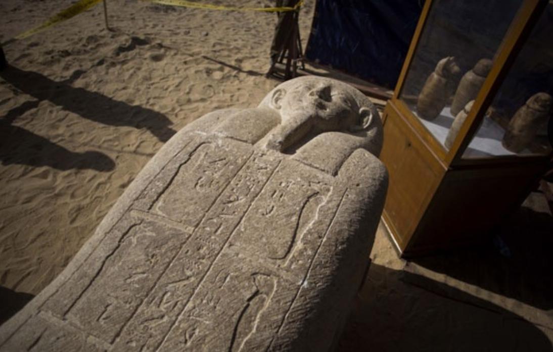 U Egiptu pronađena nekropola stara 2.000 godina