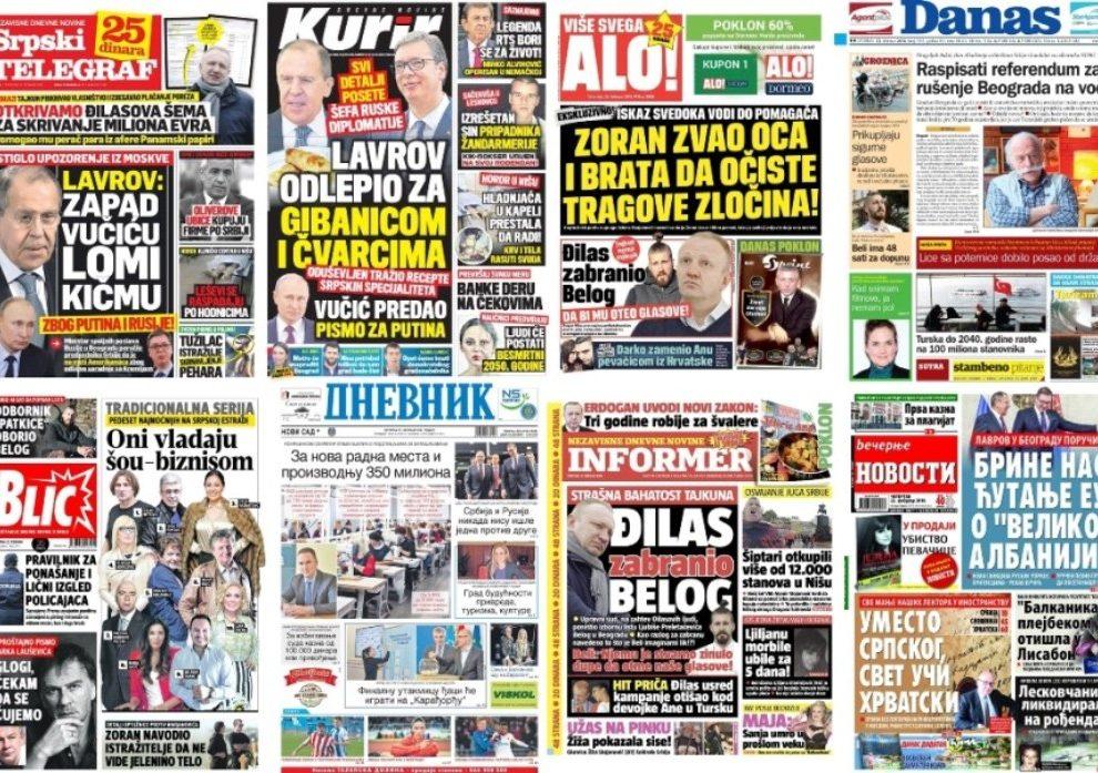 Novine za glasove