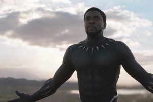 Afričke premijere filma Black Panther protiču veselo