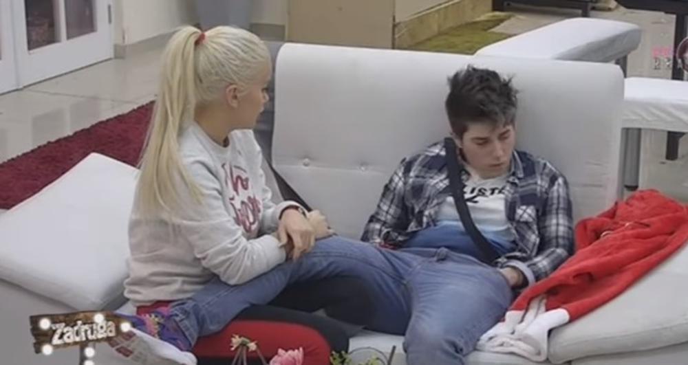 Matora i Sanja imale SEKS u ŠTEKU! (VIDEO)