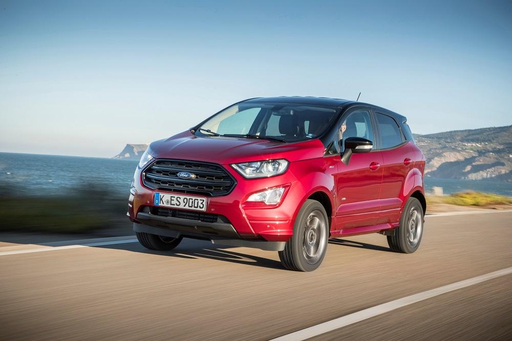 Nova Ford Fiesta prvi put pred publikom auto sajma u Beogradu