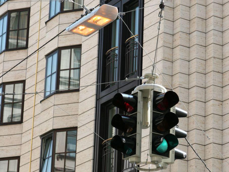 Beč: semafori sa specijalnim senzorima za praćenje vremenskih prilika i životne sredine