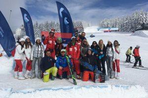 Održana prijateljska trka 3S - Slalom Skijališta Srbije
