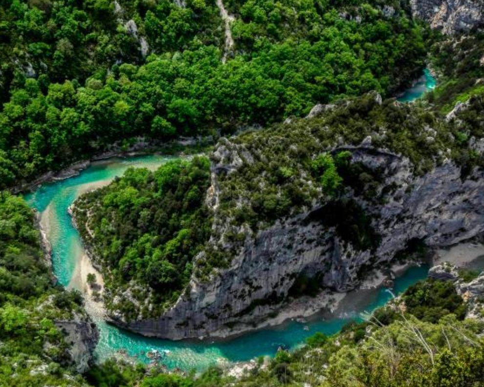 Dolina tirkizne reke: Da li je ovo najlepši evropski kanjon?