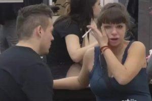 Miljana se gušila u suzama, Sloba je tešio!