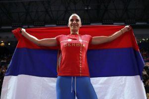 Ivana Španović najbolja atletičarka Evrope!