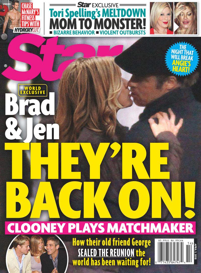 Brad Pitt i Jennifer Aniston zaista zajedno!