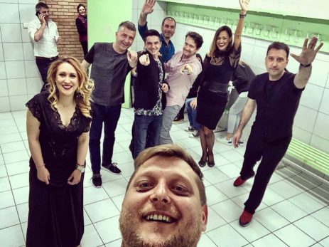 Hari Mata Hari i Darija Vračević poklonili Novom Sadu čarobnu noć!
