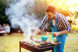 Napravite najbolji roštilj u prirodi!