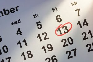 Zašto je petak 13-ti baksuzan dan?
