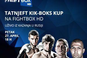 Kik-boks kup koji ruši gledanost