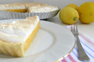Recept dana: Tart sa limunom
