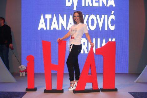 Moda za pse! Irena Atanasković Hrnjak predstavila novu kolekciju proleće/leto 2018!