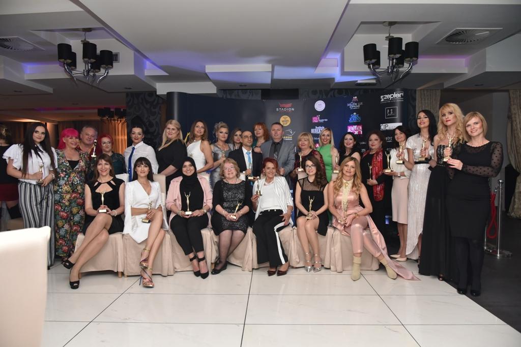 Održana peta jubilarna dodela priznanja istaknutim ženama iz javnog , društvenog i privrednog života pod nazivom DAMA GODINE 2018